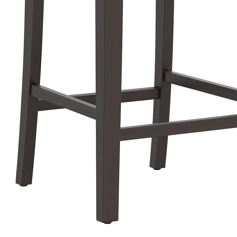 Skyline Furniture Bar Stool in Linen Navy, , large