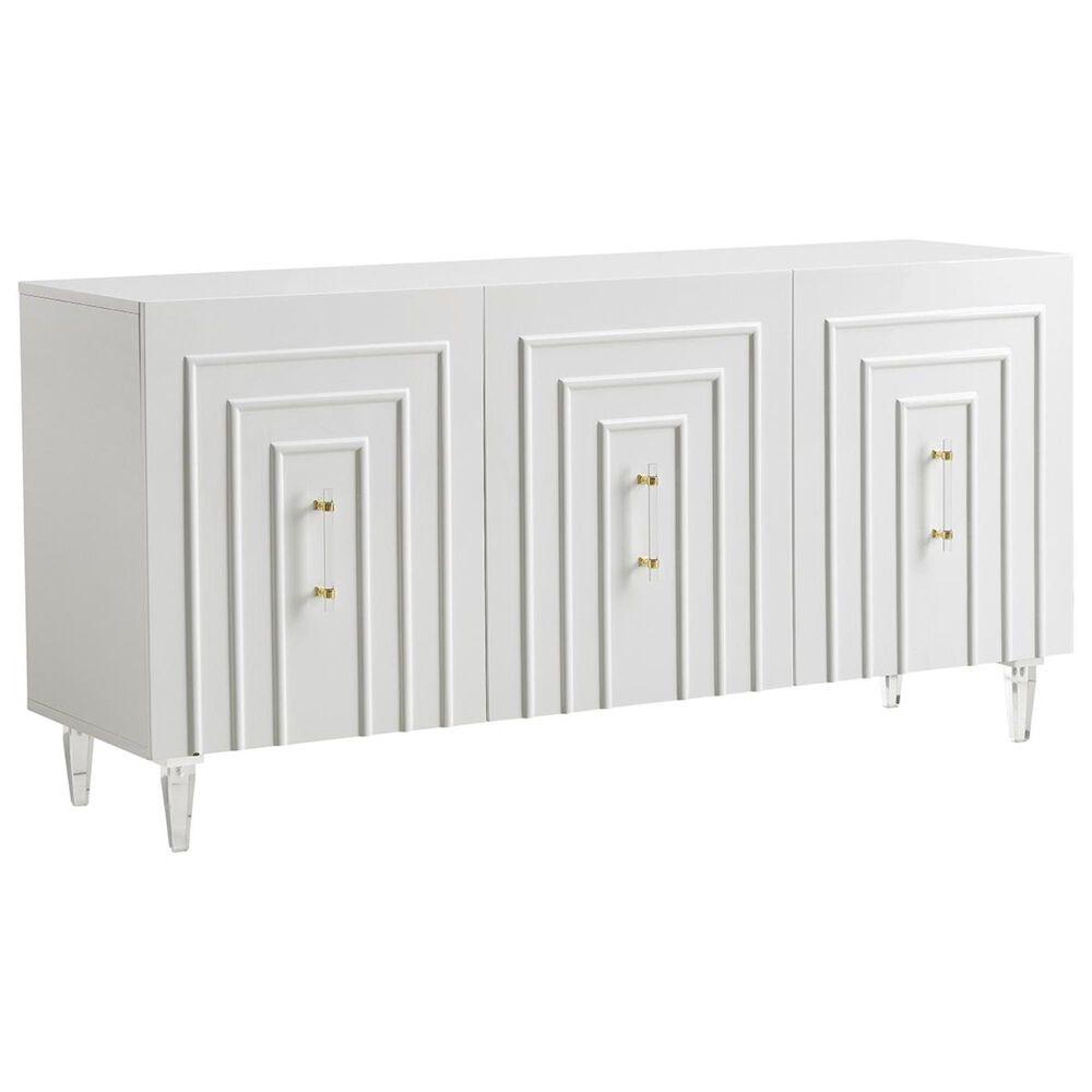 Tov Furniture Famke Buffet in White, , large