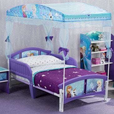 Delta Frozen Toddler Canopy Bed, , large
