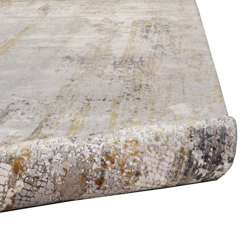 """Feizy Rugs Cadiz 3887F 11'6"""" x 14'6"""" Ivory and Gray Area Rug, , large"""