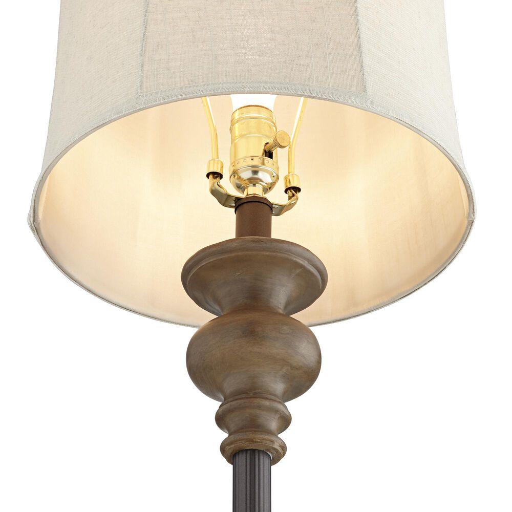 Pacific Coast Lighting Franklin Park Table Lamp in Gun Metal, , large