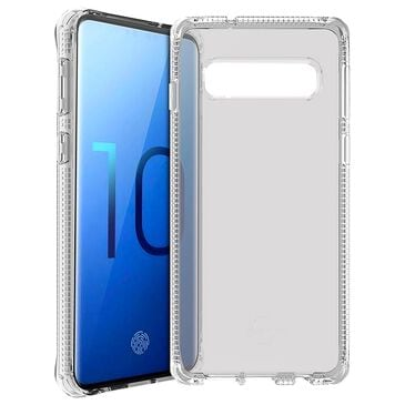 ITSkins Spectrum Clear Case For Samsung Galaxy S10 in Transparent, , large