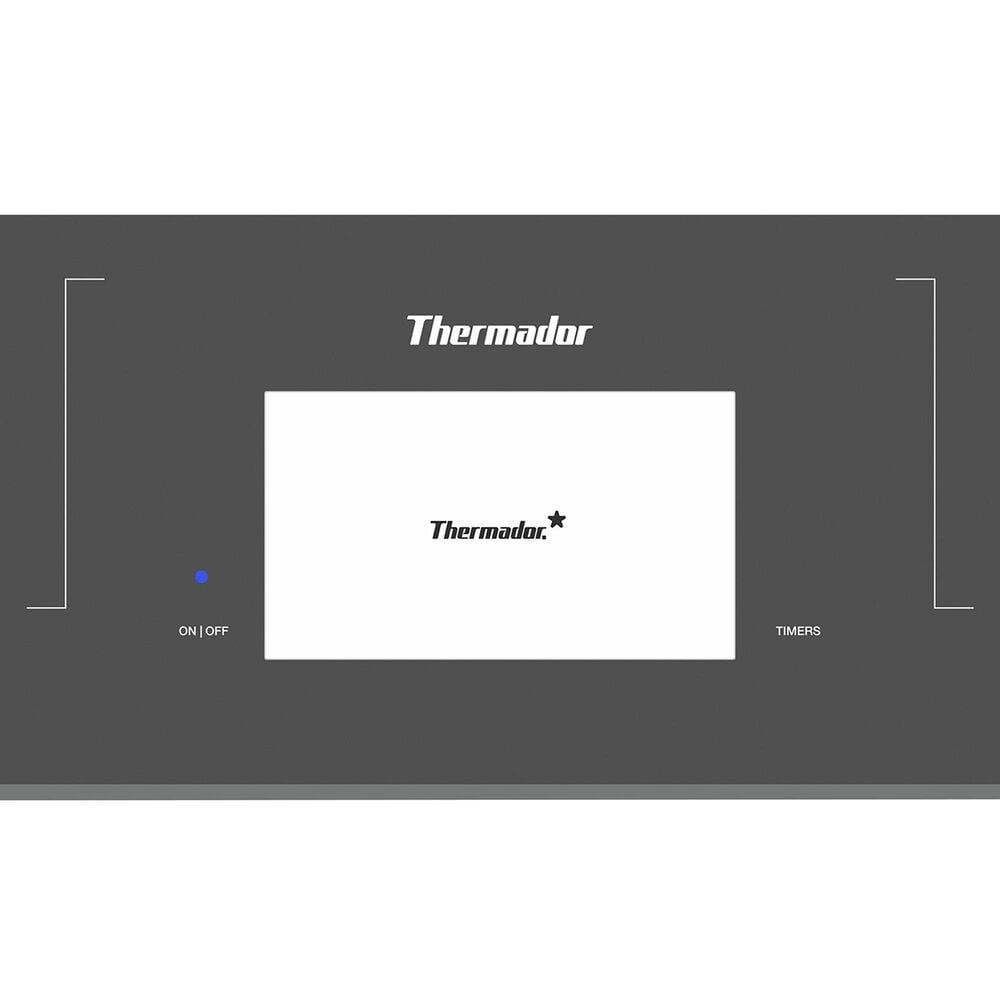 """Thermador 36"""" Masterpiece Freedom Induction Cooktop in Gray, , large"""