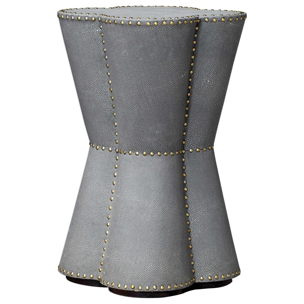 Uttermost Maisy Accent Table in Mushroom Gray, , large