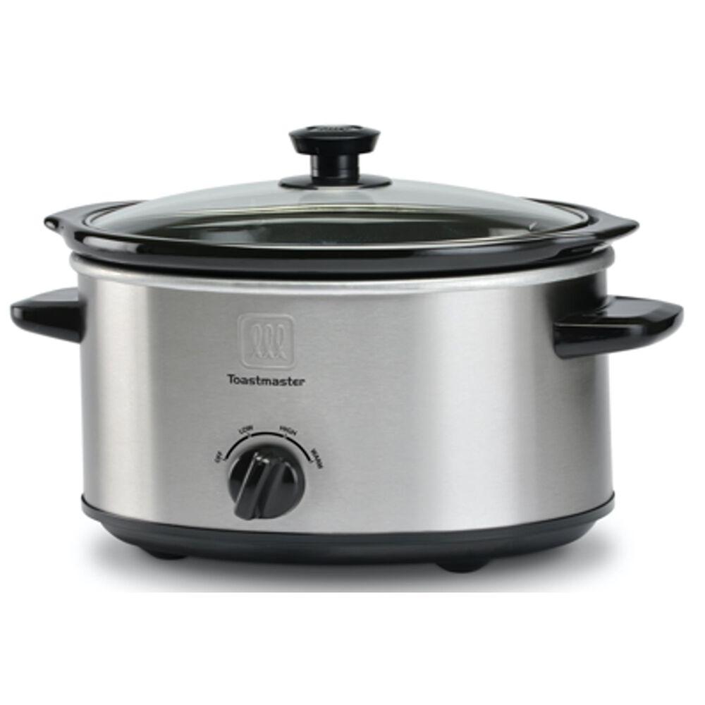 Toastmaster 5 Quart Slow Cooker , , large