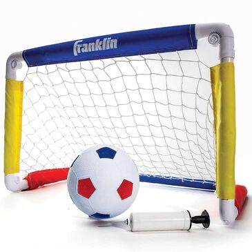 "Franklin Sports 24"" Soccer Goal with Ball and Pump, , large"