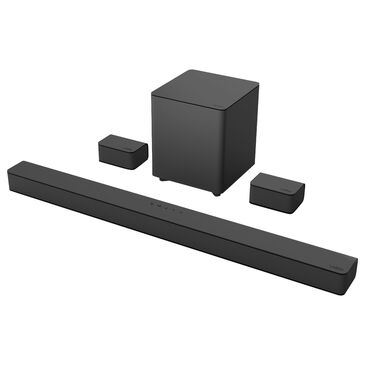 VIZIO V-Series 5.1 Home Theater Sound Bar in Black, , large