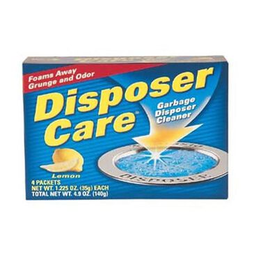 GE Parts & Filters Disposer Care, , large