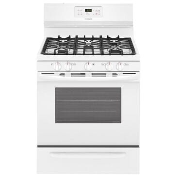 """Frigidaire 30""""""""  Free-Standing Gas Range in White, , large"""