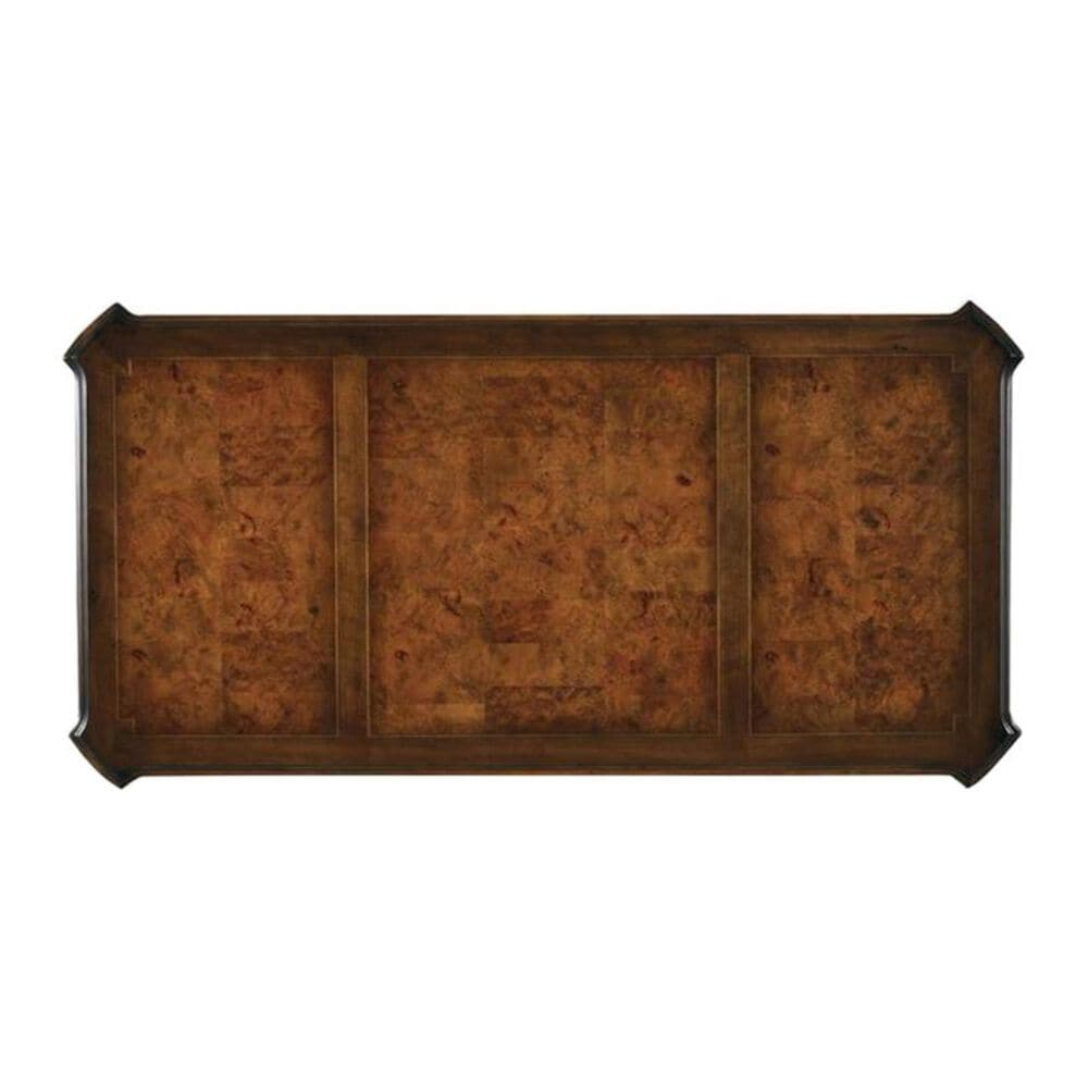 Hooker Furniture Executive Desk in Brown Cherry, , large