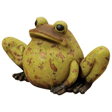 """The Gerson Company 22"""" Antique Frog, , large"""