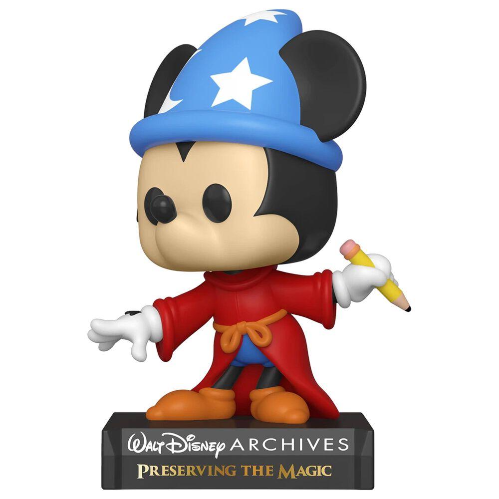 Funko Pop! Disney Archives: Apprentice Sorcerer Mickey, , large