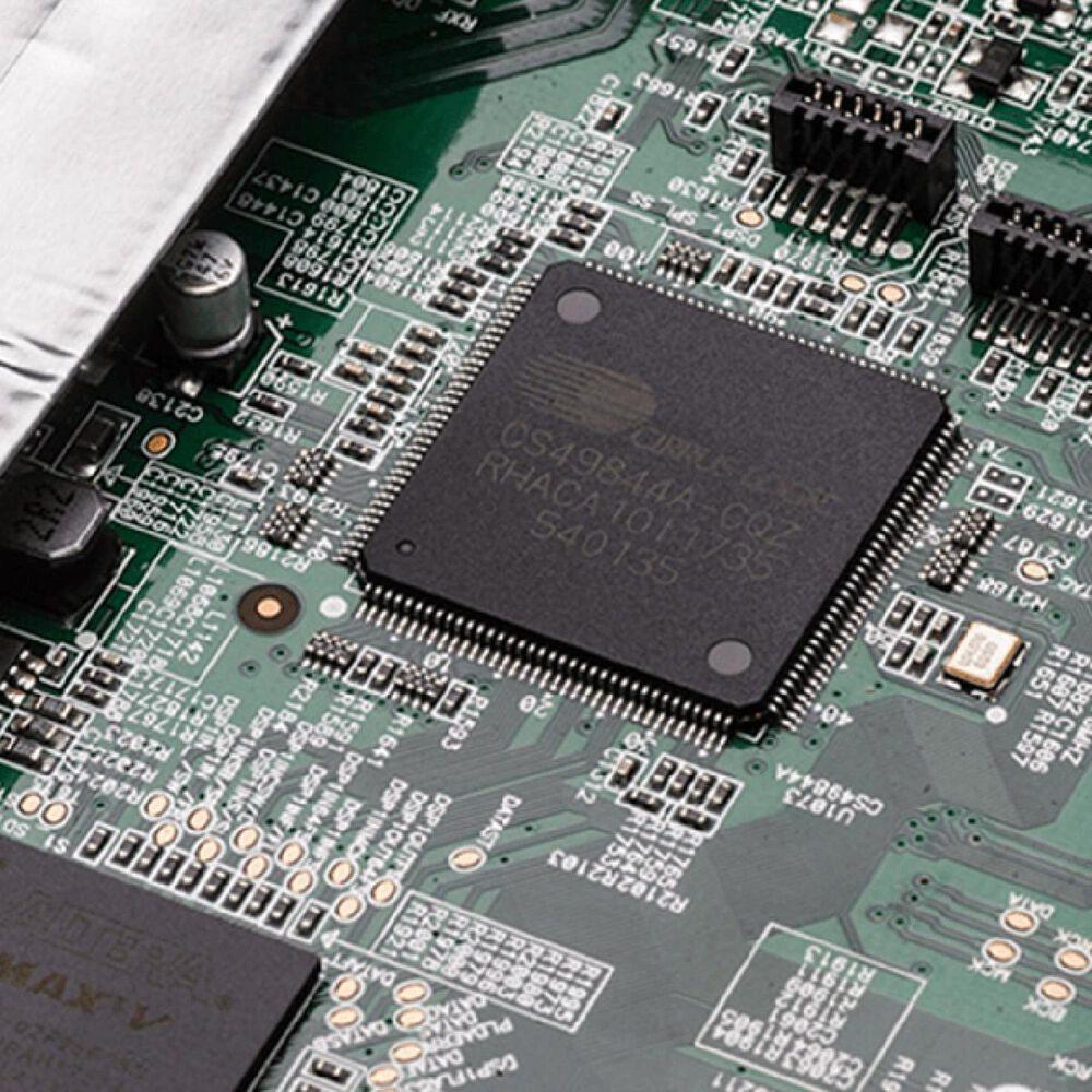 Denon 7.2 Channel 4K Ultra HD AV Receiver in Black, , large