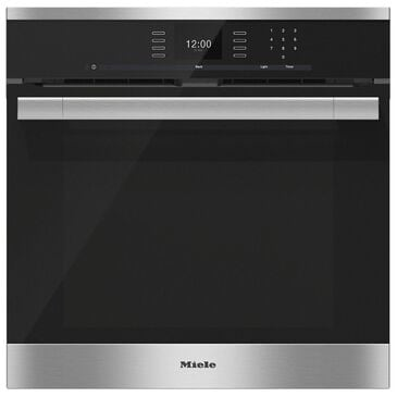 """Miele 24"""" Electric Wall Oven in Stainless Steel, , large"""