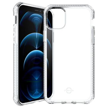 ITSkins Spectrum Clear Case for iPhone 12/12 Pro in Transparent, , large