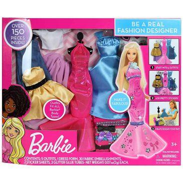 Tara Toy Corp Barbie Be A Fashion Designer Set, , large