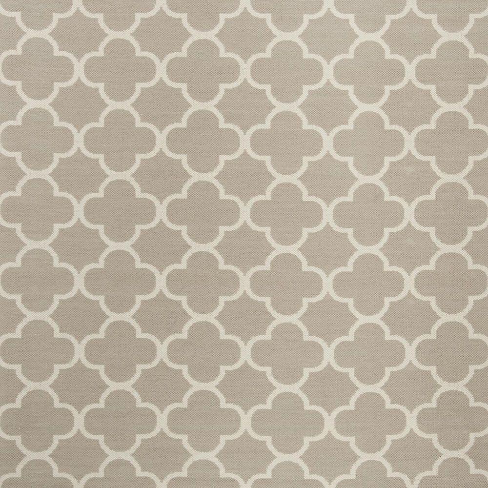 Safavieh Montauk  8' x 10' Gray and Ivory Area Rug, , large