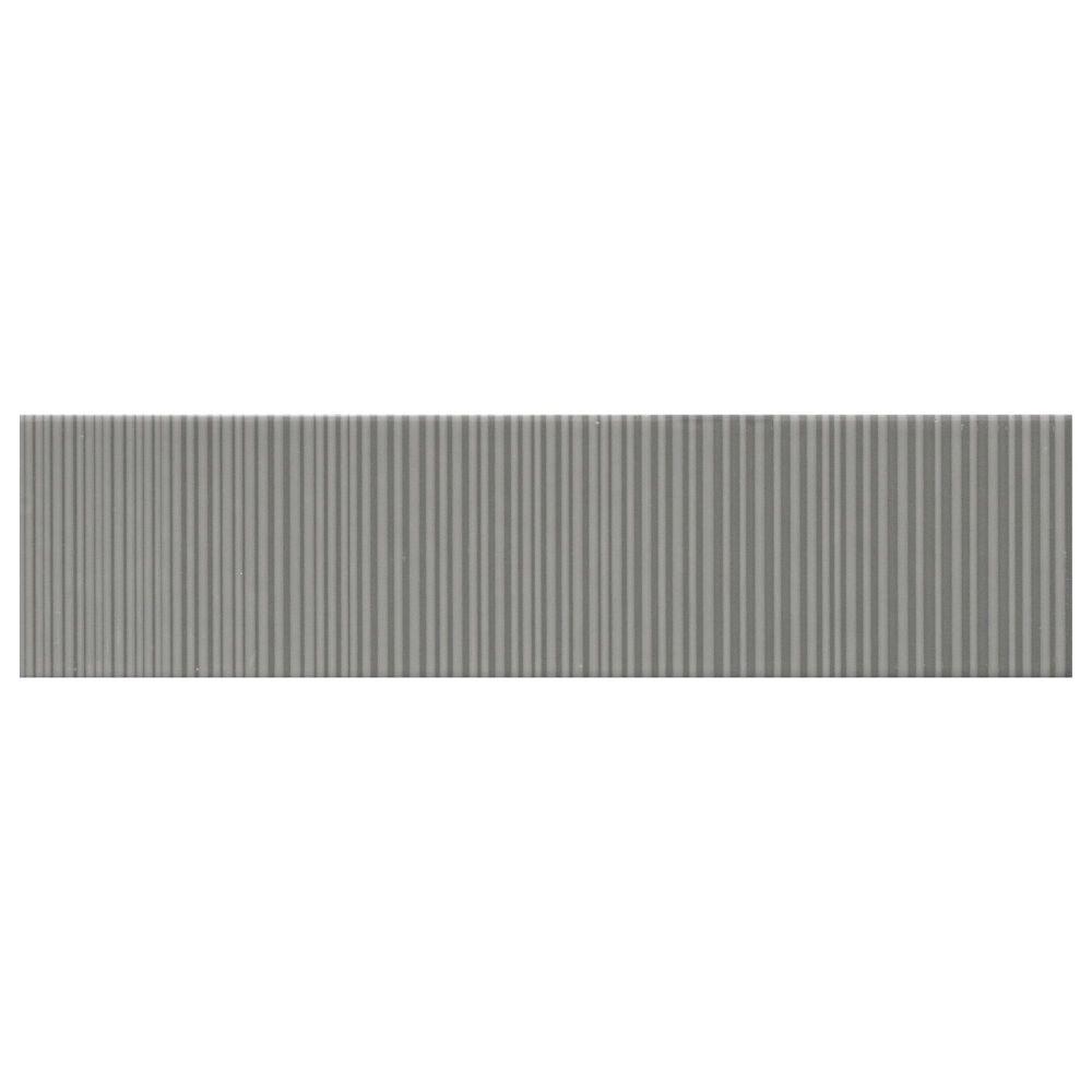 "Emser Express Linear Gray 3"" x 12"" Ceramic Tile, , large"