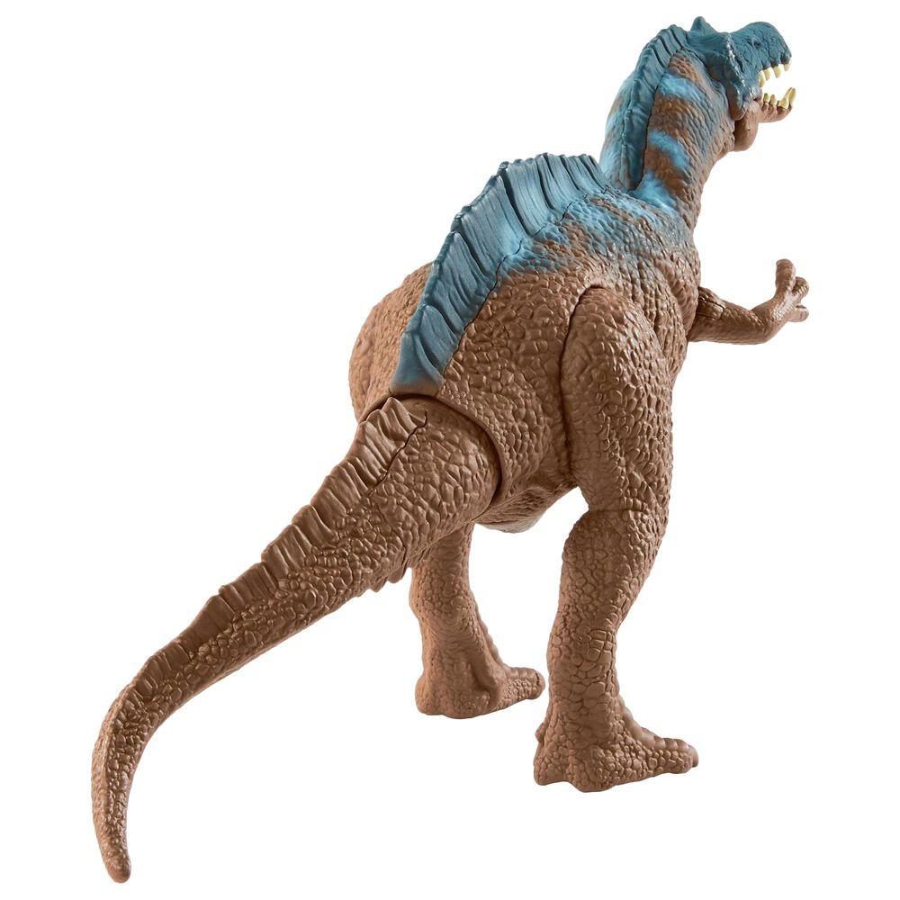 Mattel Jurassic World Sound Strike Irritator Action Figure, , large