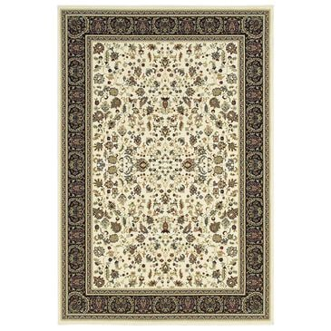 "Oriental Weavers Kashan 108X1 1'10"" x 3' Ivory Area Rug, , large"