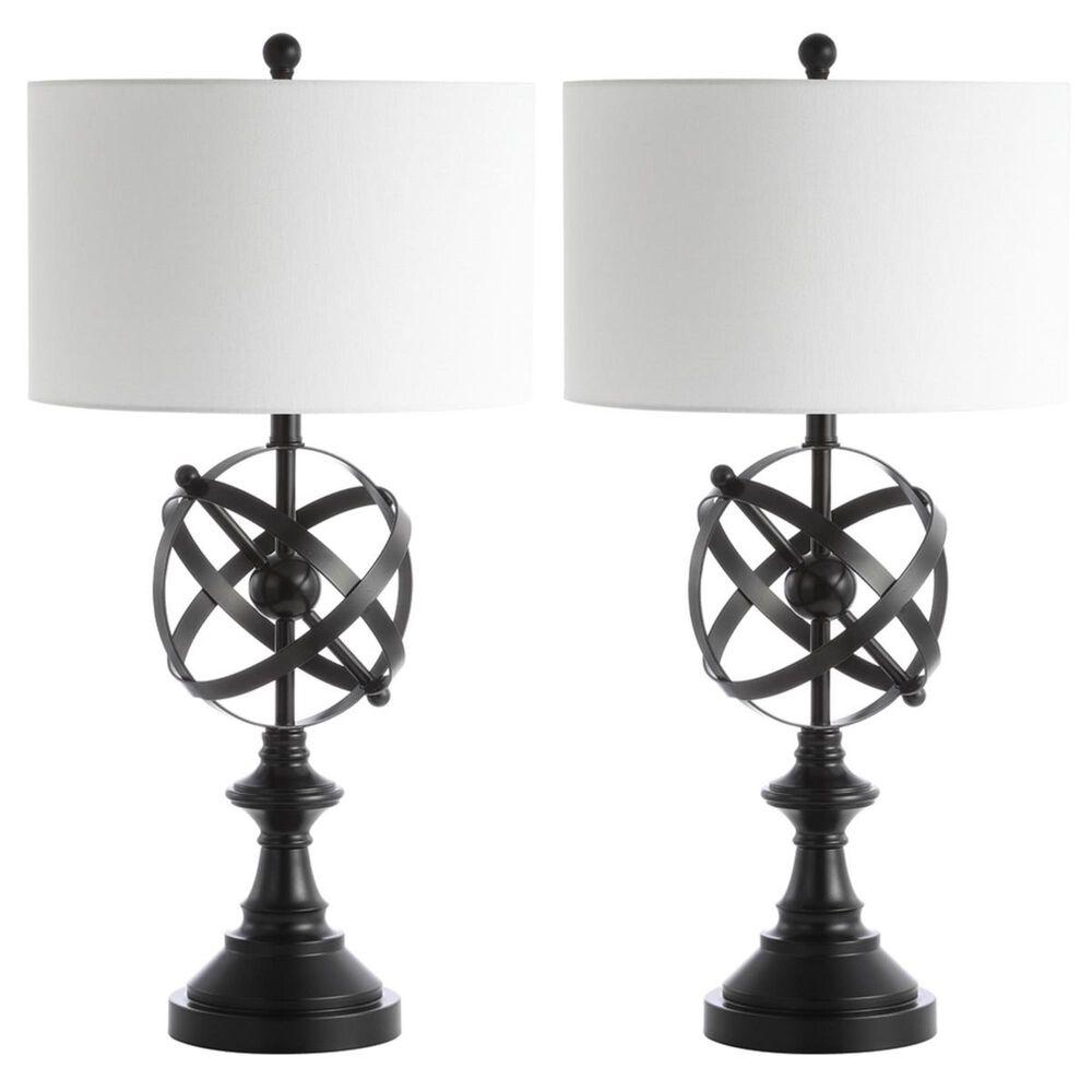 Safavieh Myles Table Lamp in Iron (Set of 2), , large