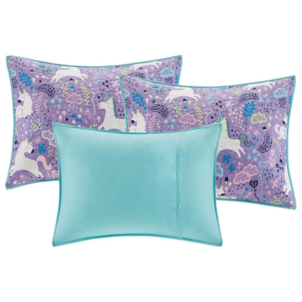 Hampton Park Lola 6-Piece Daybed Cover Set in Purple, , large