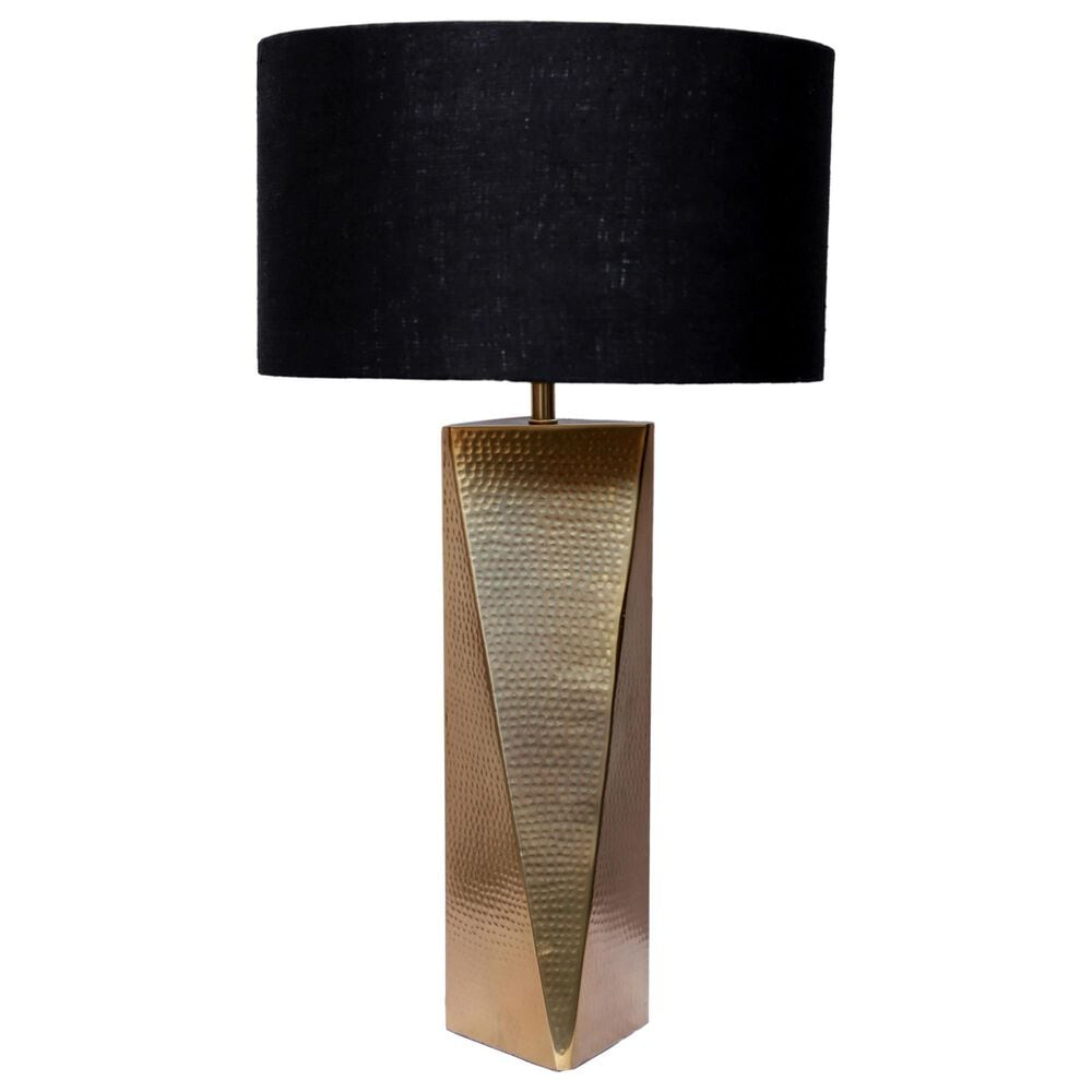 Moe's Home Collection Marin Table Lamp in Gold, , large