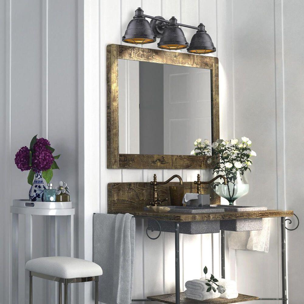 Golden Lighting Bartlett BP 3-Light Bath Vanity in Black Patina, , large