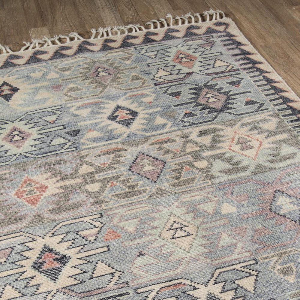 Momeni Nomad NOM-01 8' x 11' Blue Area Rug, , large