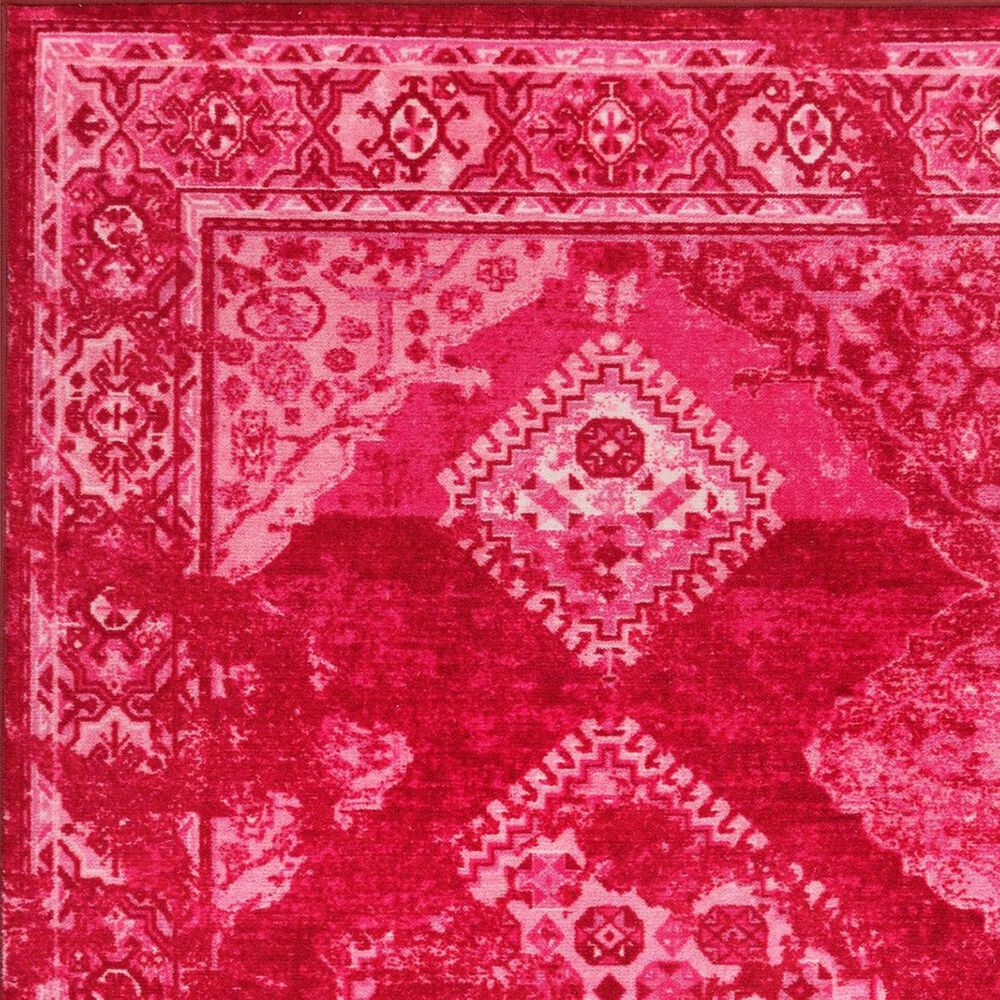nuLOOM Giza MCGZ12C 5' x 8' Pink Area Rug, , large