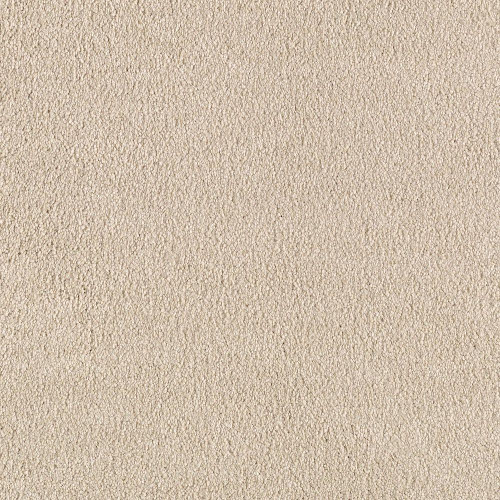 Karastan Live Artfully 15' Carpet Remnant in French Vanilla, , large