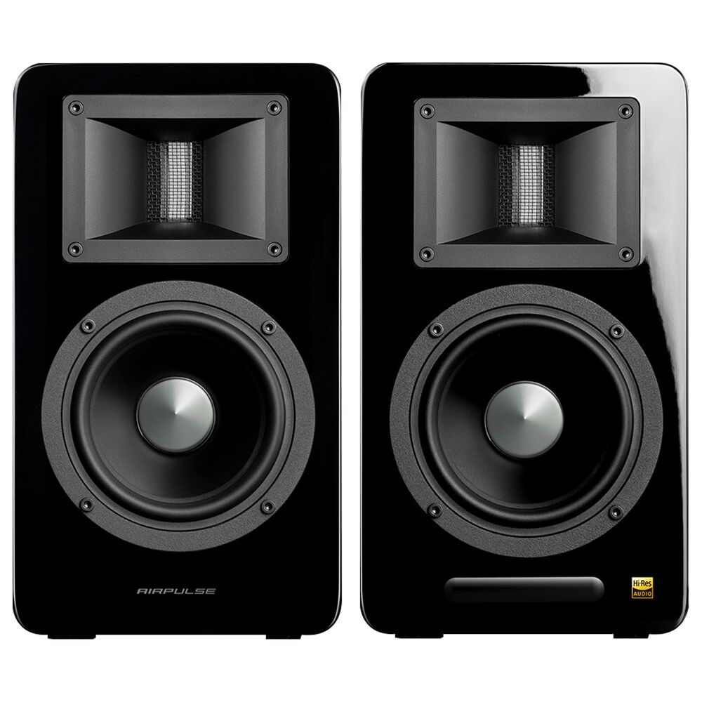 Edifier Airpulse A100 Hi-Res Active Speaker System in Black, , large