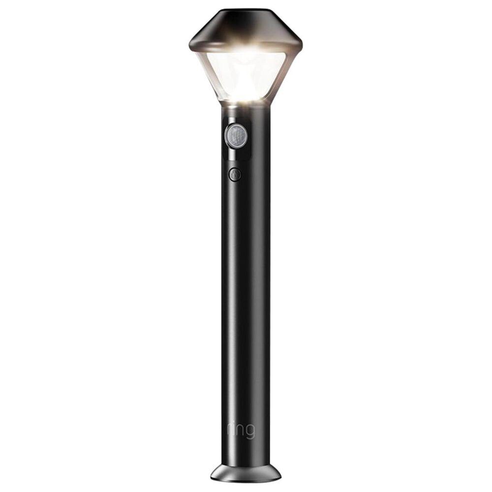 Ring Smart Lighting Pathway Light Battery in Black, , large