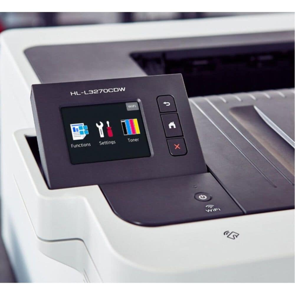 Brother Wireless Color LED Duplex Printing Printer, , large