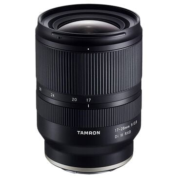 Tamron 17-28mm F/2.8 Di III RXD Lens for Sony in Black, , large