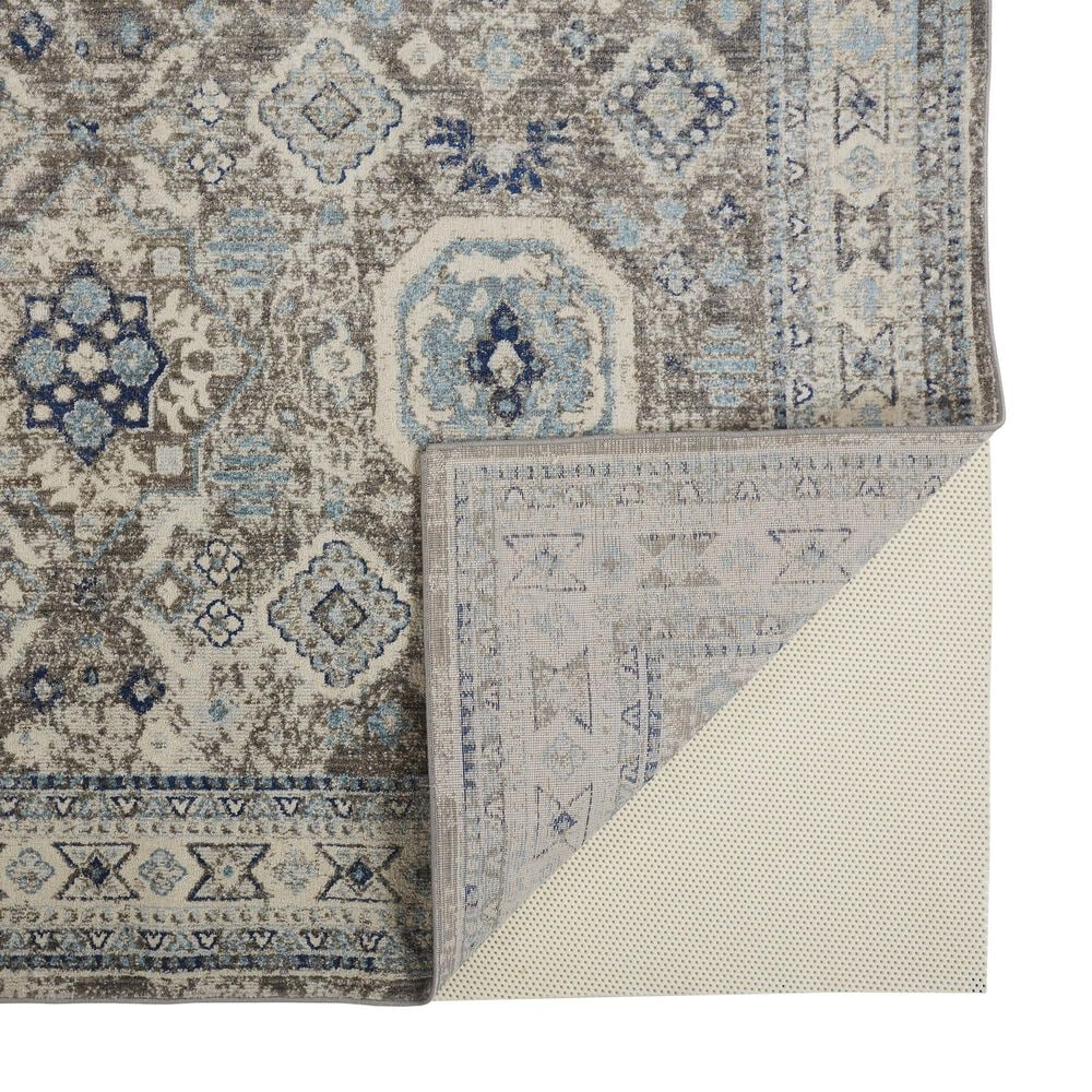 """Feizy Rugs Bellini 5'3"""" x 7'6"""" Blue Area Rug, , large"""