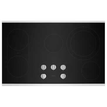 """Maytag 36"""" Built-In Electric Cooktop with Reversible Grill, , large"""