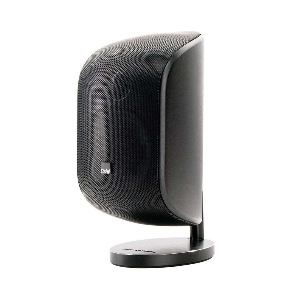 Bowers and Wilkins Mini Theatre M-1 Satellite Speaker (Each) in Black, , large