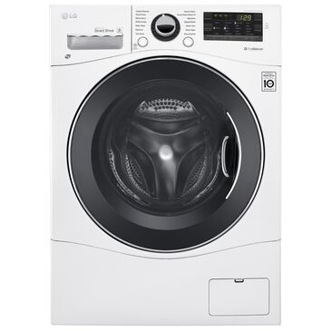 LG 2.3 Cu. Ft. Compact All-In-One Washer and Dryer Combo in White, , large