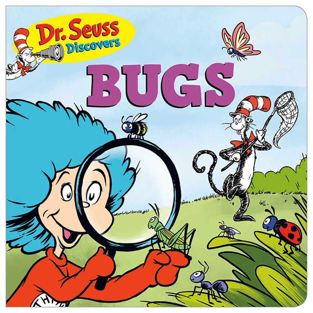 Dr. Seuss Discovers: Bugs, , large