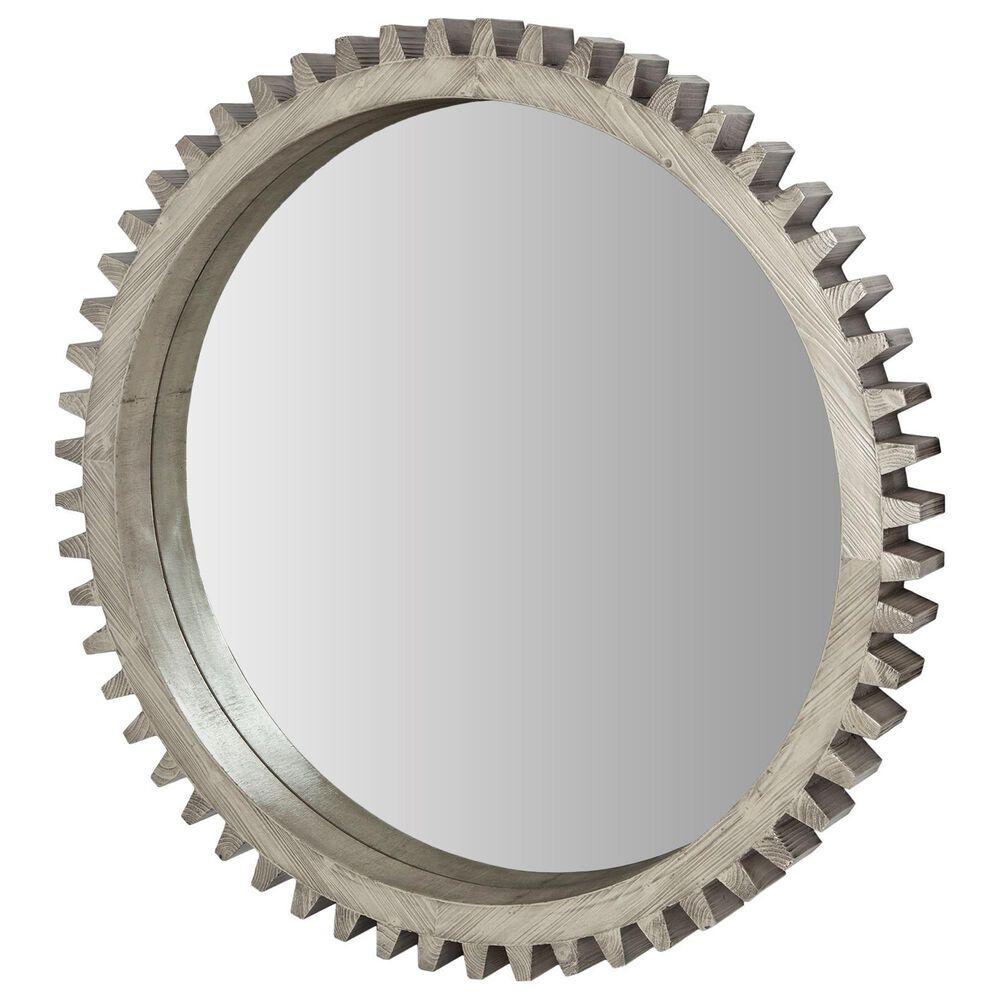 Mercana Cog Mirror IV Wall Mirror, , large