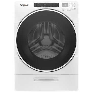 Whirlpool 4.5 Cu. Ft. Front Load Washer in White, , large
