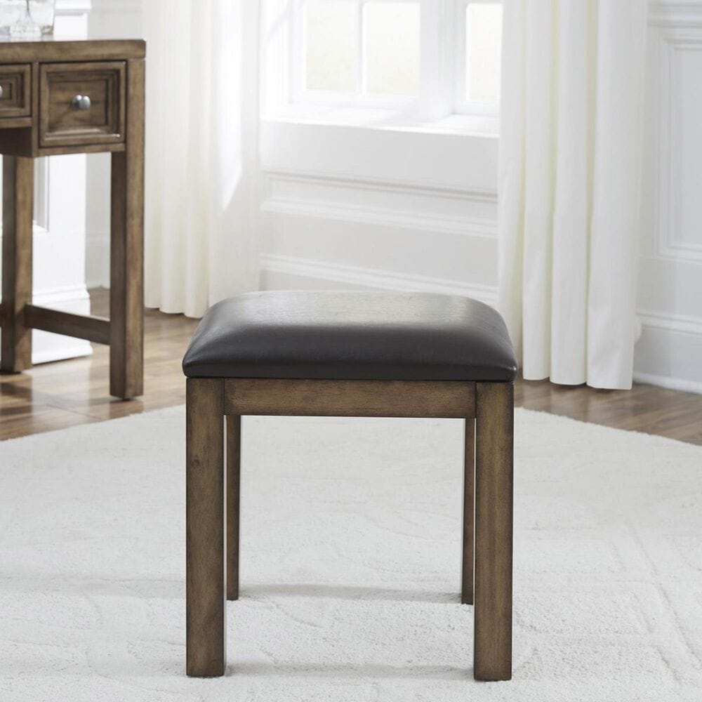 Home Styles Sedona Vanity Bench in Toffee, , large