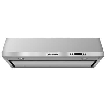 KitchenAid 36 inch Under The Cabinet Ventilation Hood 4-Speed System in Stainless Steel, , large
