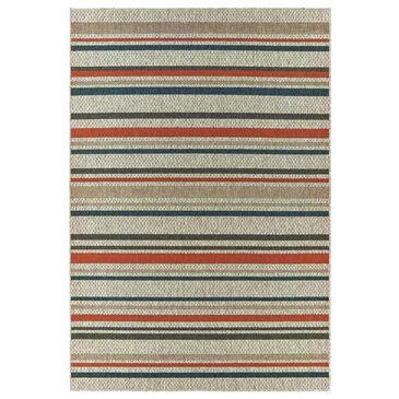 "Oriental Weavers Latitude 602W 1'10"" x 7'6"" Grey Runner, , large"
