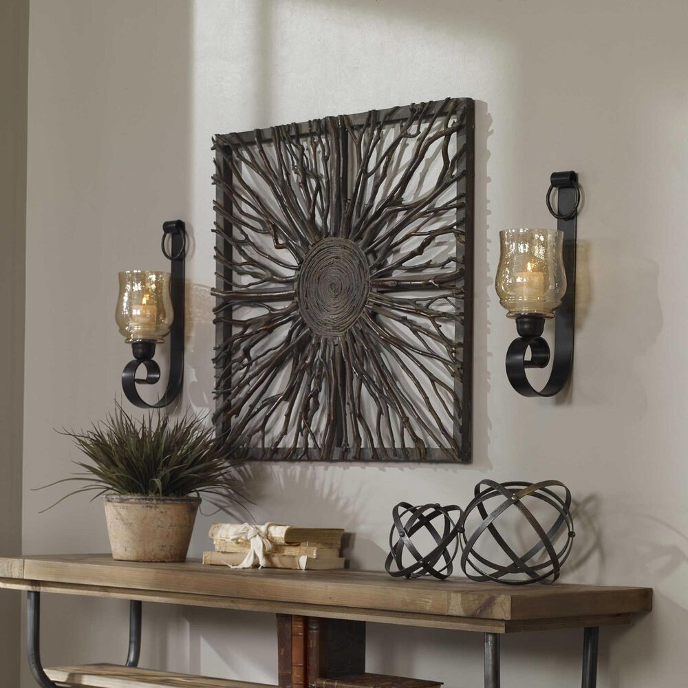 Uttermost Joselyn Wall Sconce (Set of 2), , large