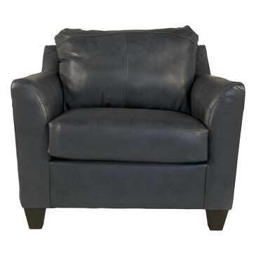 Lane Leather Chair in Soft Touch Shale, , large