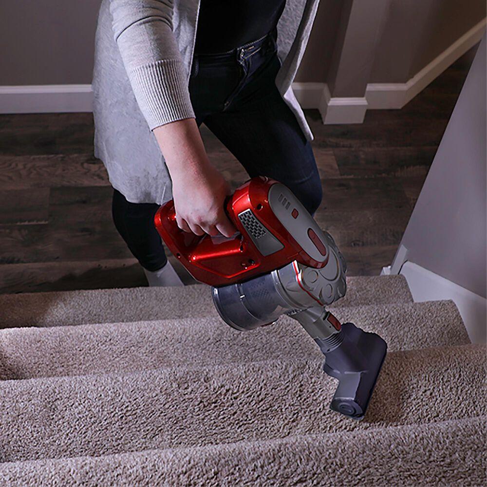 Atrix Rapid Red Cordless Stick Vacuum Cleaner, , large