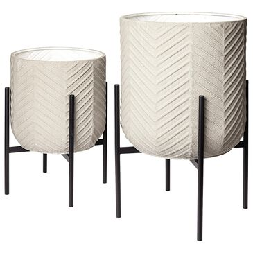 Mercana Mabel Plant Stand (Set of 2), , large
