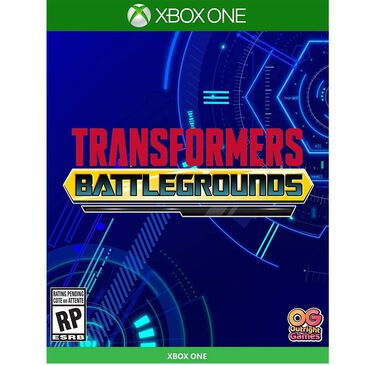 Transformers: Battlegrounds - Xbox One, , large